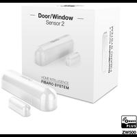 Fibaro Bateriový senzor na dveře/okna 2, bílý, Z-Wave Plus